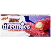 Mrs. Freshley's Raspberry Creme-Filled Dreamies