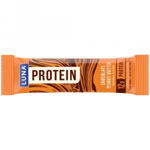 Clif Luna Chocolate Peanut Butter Protein Bar