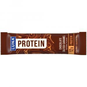 Clif Luna Protein Bar Chocolate Salted Caramel