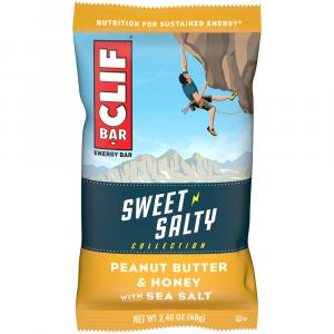 Clif Bar Peanut Butter & Honey With Sea Salt