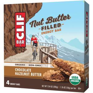Clif Bar Nut Butter Filled Chocolate Hazelnut Energy Bar