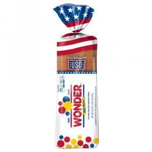 Wonder Classic White Round Top Bread