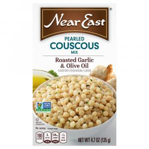 Near East Roasted Garlic & Olive Oil Pearled Couscous