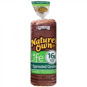 Nature's Own Life 7 Sprouted Grains