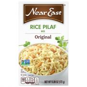 Near East Rice Pilaf