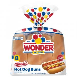 Wonder Classic Hot Dog Buns