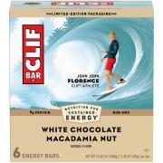 Clif White Chocolate Macadamia Nut Energy Bars