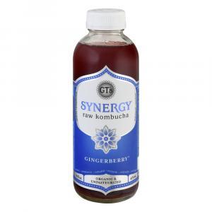 GT's Kombucha Organic Gingerberry