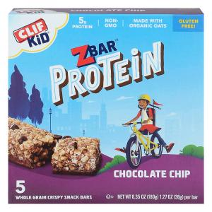Clif Kidz Protein Bar Chocolate Chip