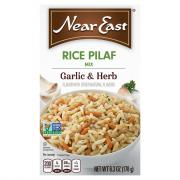 Near East Garlic & Herb Pilaf