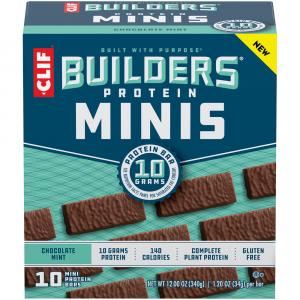 Clif Chocolate Mint Protein Minis Bar