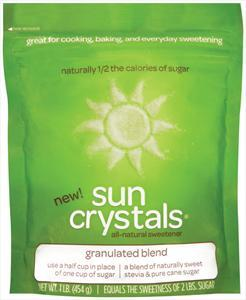 Sun Crystals Granulated