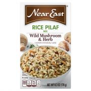 Near East Wild Mushroom & Herb Rice Pilaf