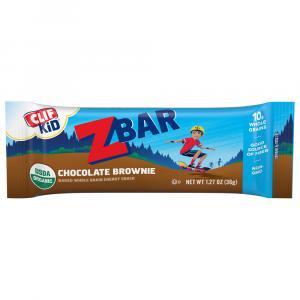 Clifkid Organic Chocolate Brownie Zbar