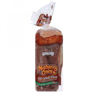 Nature's Own 100% Wheat Bread