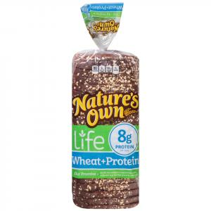 Nature's Own Life 8g Wheat + Protein