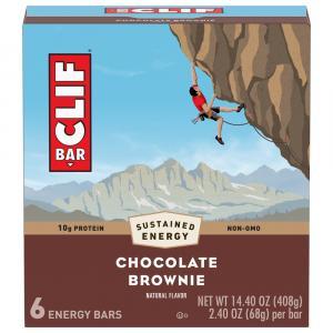 Clif Chocolate Brownie Bars