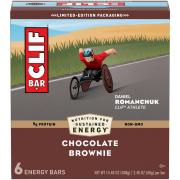 Clif Chocolate Brownie Bars