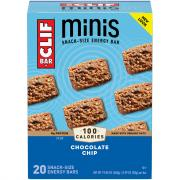 Clif Bar Minis Chocolate Chip