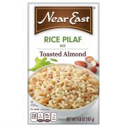 Near East Toasted Almond Pilaf