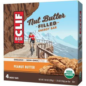 Clif Bar Nut Butter Filled Peanut Energy Bar