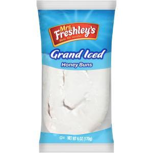 Mrs. Freshley's Grand Iced Honey Bun
