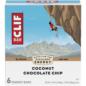 Clif Coconut Chocolate Chip Bars
