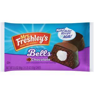 Mrs. Freshley's Chocolate Bell
