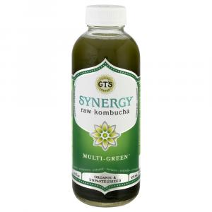 Gt's Kombucha Organic Raw Multi-green