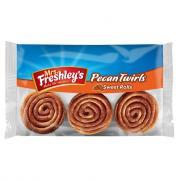 Mrs. Freshley's Pecan Twirls