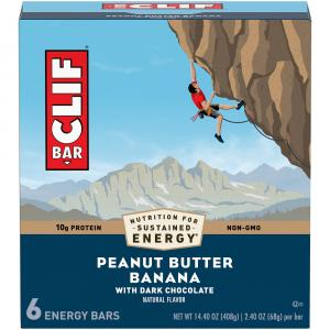 Clif Bar Peanut Butter Banana Energy Bars