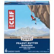 Clif Bar Peanut Butter Banana Energy Bars