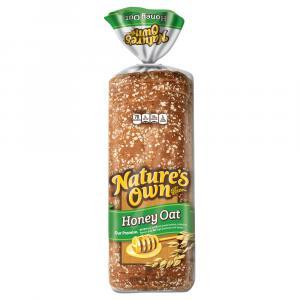 Nature's Own Honey Oat Loaf