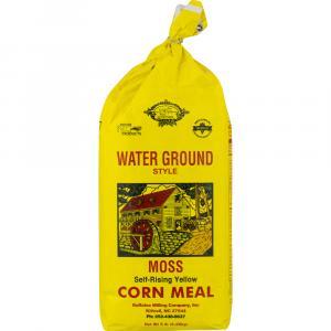 Moss Self Rising Water Ground Cornmeal