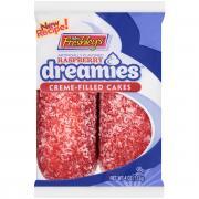 Mrs. Freshley's Raspberry Creme Cakes