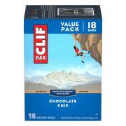 Clif Bars Chocolate Chip