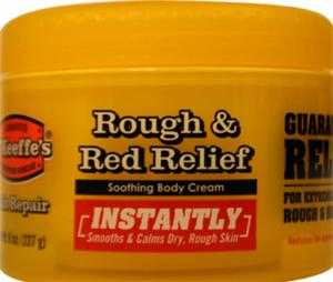 O'Keeffe's Rough & Red Relief Soothing Body Cream
