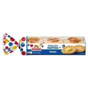 Wonder Classic English Muffins