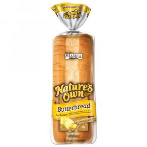 Nature's Own Butterbread
