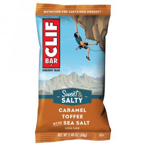 Clif Bar Toffee Sea Salt