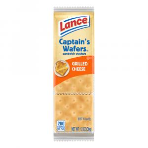 Lance Single Serve Grilled Cheese Crackers