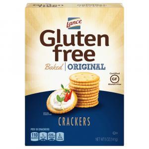 Lance Gluten Free Baked Original Crackers