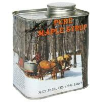 McLure's Vermont Dark Amber Maple Syrup