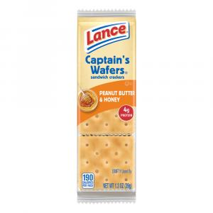 Lance Peanut Butter & Honey Crackers