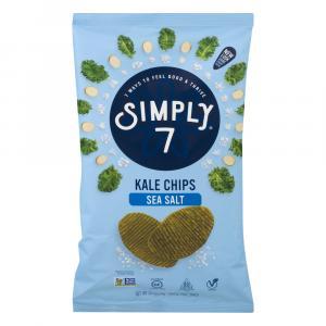 Simply 7 Kale Chips Sea Salt