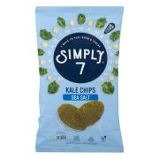 Simply 7 Kale Chips Sea Salt