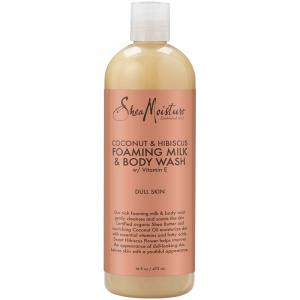 Shea Moisture Coconut & Hibiscus Milk Body Wash