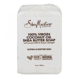 Shea Moisture 100% Virgin Coconut Oil Shea Butter Soap