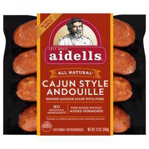 Aidells Cajun Andouille Sausage