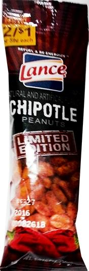 Lance Chipotle Peanuts